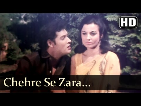 Ek Baar Muskura Do - Chehre Se Zara Anchal - Mukesh - Asha Bhosle video