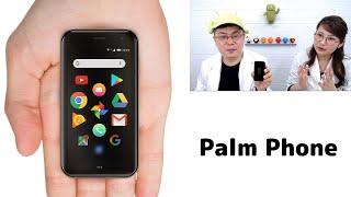 カードサイズのスマホ「Palm Phone」実機レビューの巻:スマホ総研定例会#94