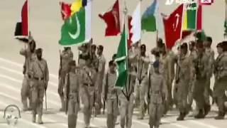 United Army of islamic country's ....long live islam