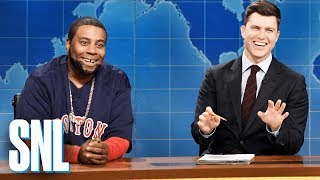 Weekend Update: David Ortiz on Red Sox's World Series Win - SNL