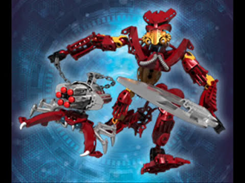 bionicle hero