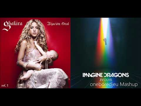 Torturous Thunder  Shakira vs Imagine Dragons Mashup