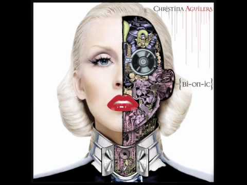 Christina Aguilera - Stronger Than Ever