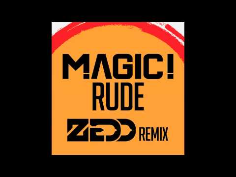 MAGIC! - Rude (Zedd Remix)