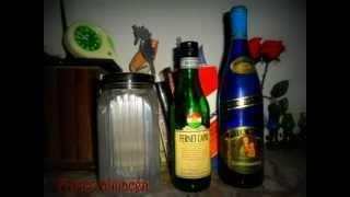 Botellas y Sifones