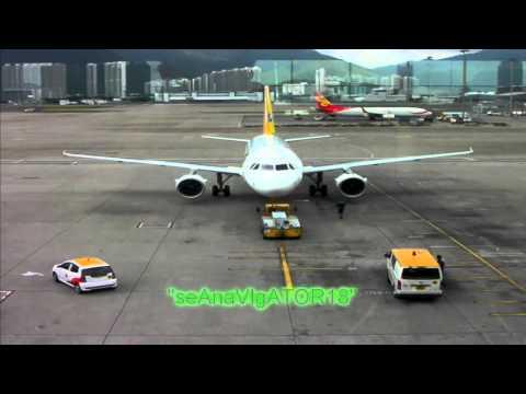 Chek Lap Kok,Hong-Kong Int'l Airport terminal sightings