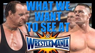 Download 6 moments we want to see at WrestleMania 33 3Gp Mp4