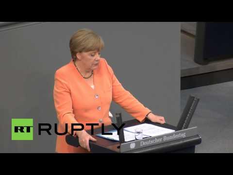Germany: Door is always open for negotiations with Greece says Merkel