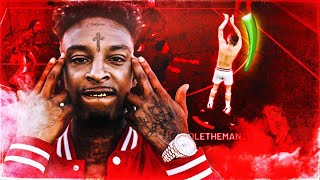 Using 21 Savage 39 S Real Life Jumpshot On Nba 2k19 I Do Not Miss With This Jumpshot