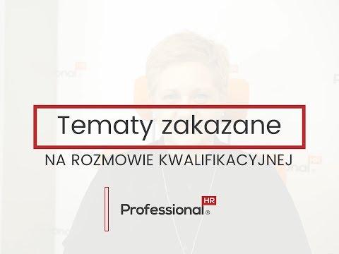 Tematy Zakazane Na Rozmowie Kwalifikacyjnej