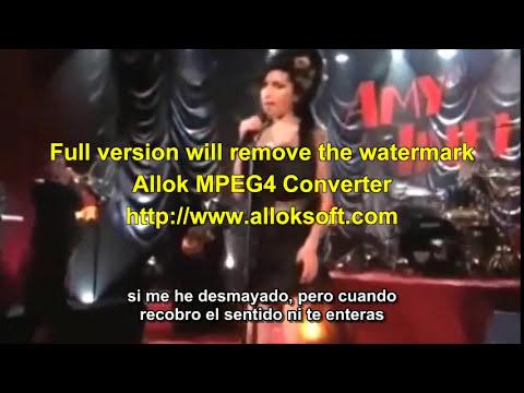 Amy Winehouse - 2008 Grammy subtitulado español