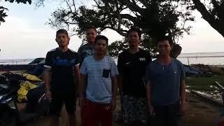Deklarasi Pemilu Damai 2019 Masyarakat Desa Manubar Kec.Sandaran