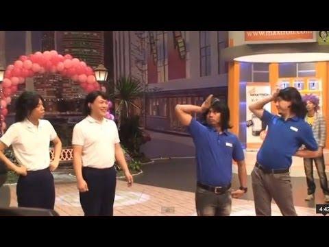 (versi yks yuk Keep Smile) senam Yang Iya Iyalah - Indonesia (atarimae Taiso)  Trans Tv video