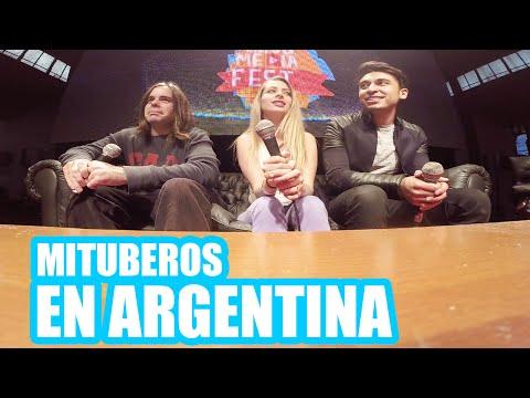 Mituberos en Argentina | YosStop, Dross & Luan Palomera | Club Media Fest 2015