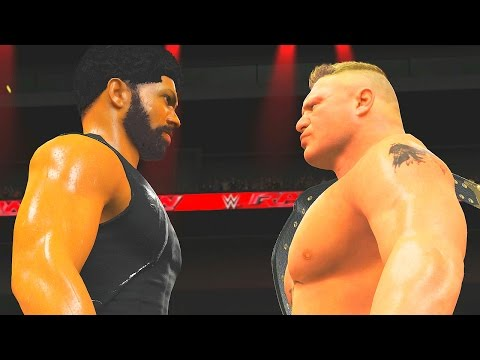 Brock Lesnar Returns For Will Power! (WWE 2K16 MyCareer Part 34)