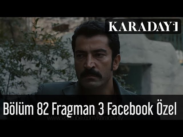 Karadayı 82.Bölüm Fragman 3 | Facebook Özel