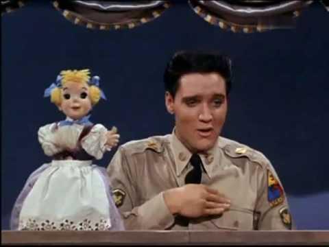 Elvis Presley - Wooden Heart (muss i Denn)