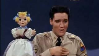 Watch Elvis Presley Wooden Heart (muss I Denn) video