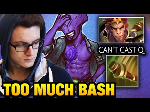 Miracle- Faceless Void BASH MACHINE WTF Dota 2