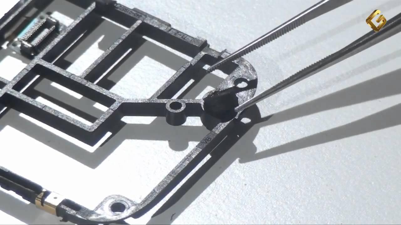 Реставрация кнСтапДинамический микрофон своими руками