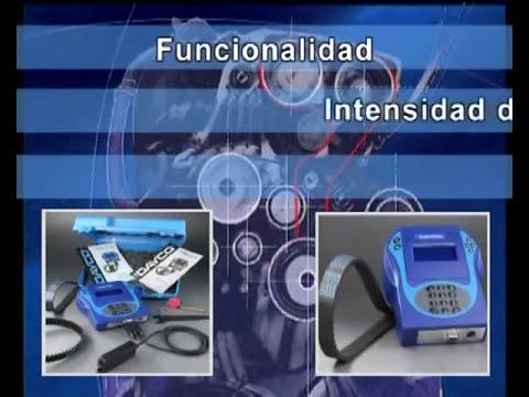 DAYCO Control y sustitución de las correas de distribución y tensor fijo.