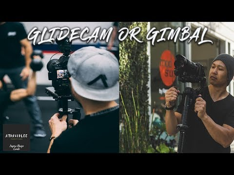 SHOULD YOU BUY A GIMBAL OR GLIDECAM