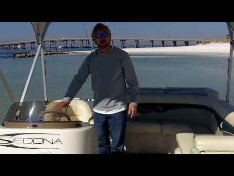 How To Drive A Pontoon Boat video