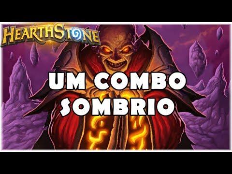 HEARTHSTONE - UM COMBO SOMBRIO! (WILD OTK RENO SHADOW PRIEST)
