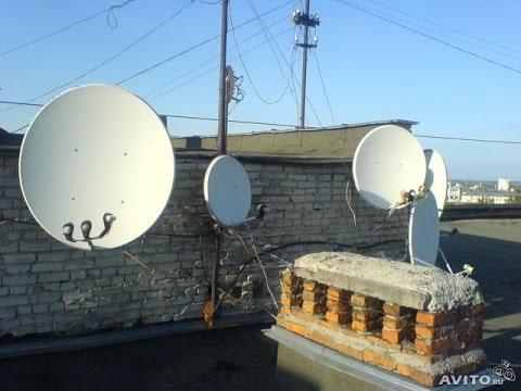 Как настроить спутниковую антенну при помощи смартфона 2ой способ