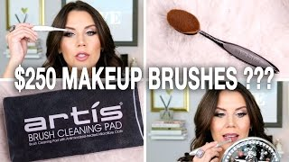 $250 Makeup Brushes WTF ? | First Impressions