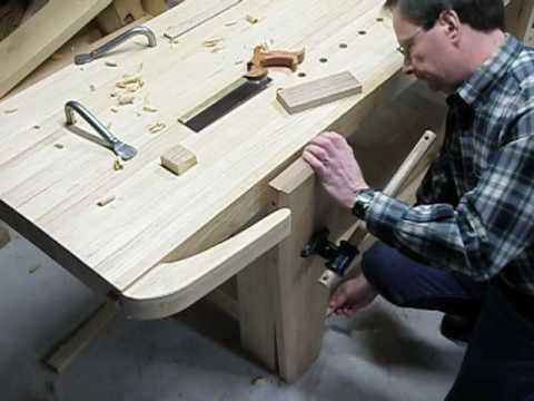 Roubo Workbench Features, part 1