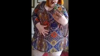 BBW / SSBBW TWO STEPS FOR BODY POSITIVITY