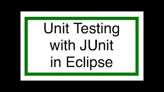 Eclipse Tutorial For Beginners