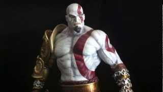 God of War Kratos Statue Review by SideShow Collectibles
