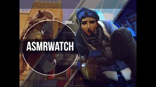 ASMRwatch: Team Chat Edition