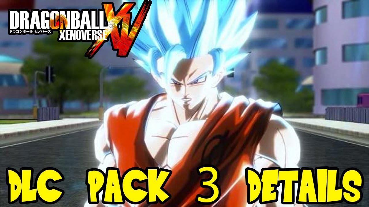 Xenoverse: DLC Pack 3,