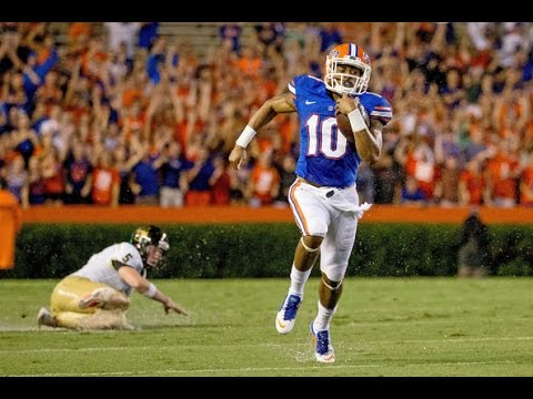 Florida Gators vs Idaho Vandals Game Highlights (2014)