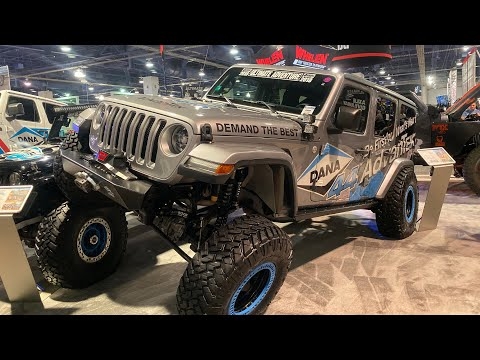 Sema Show 2019 with Waldys Off Road Day 1