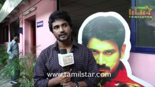 Krishna At Injubarappa Movie Team Interview
