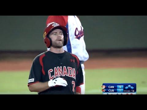 Game 6 Group A Cuba vs Canada