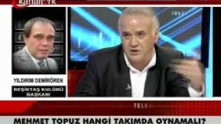 Ahmet Çakar  ve Yıldırım Demirören Kavga(Telegol 8 Haziran)