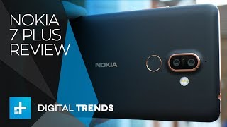 Nokia 7 Plus - Hands On Review
