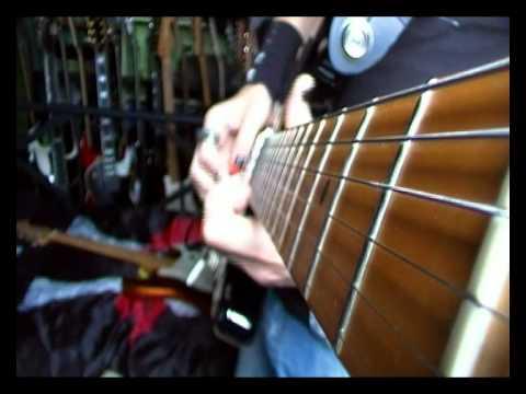 Capricci Di Diablo - Yngwie J. Malmsteen guitar cover (HQ)
