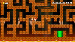 Super Mario Maker - April Fools: It