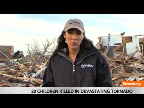 Oklahoma Tornado: Rescuers Scour Rubble in Survivor Search