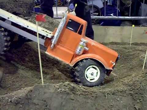 scaler model expo verona 2010