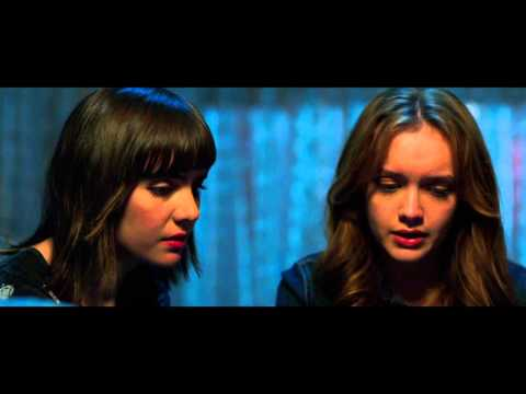 Ouija Movie CLIP - Group Contacts Debbie (2014) - Olivia Cooke, Daren Kagasoff Horror Movie HD