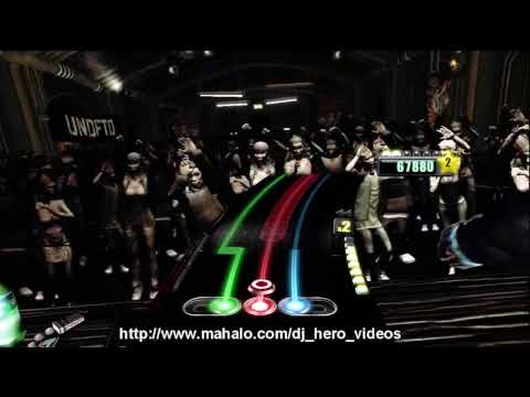 DJ Hero - Expert Mode - Hollaback Girl vs. Feel Good Inc.