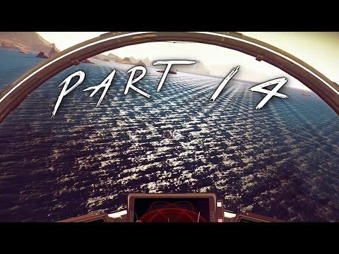 Underwater Planet - No Man's Sky Walkthrough Gameplay Part 14 (PS4)