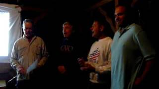 US National Anthem at the Liberty English Camp, Poland 2010
